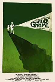 The Case of the Missing Garden Gnome Poster