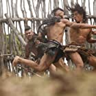 James Rolleston and Te Kohe Tuhaka in The Dead Lands (2014)