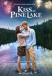 Kiss at Pine Lake Poster