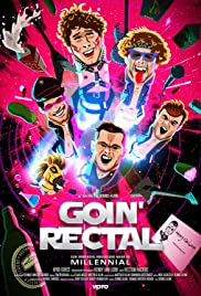 Goin' Rectal Poster