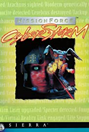 MissionForce: CyberStorm Poster