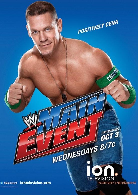 دانلود زیرنویس فارسی سریال WWE Main Event