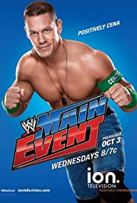 Primary photo for WWE Main Event