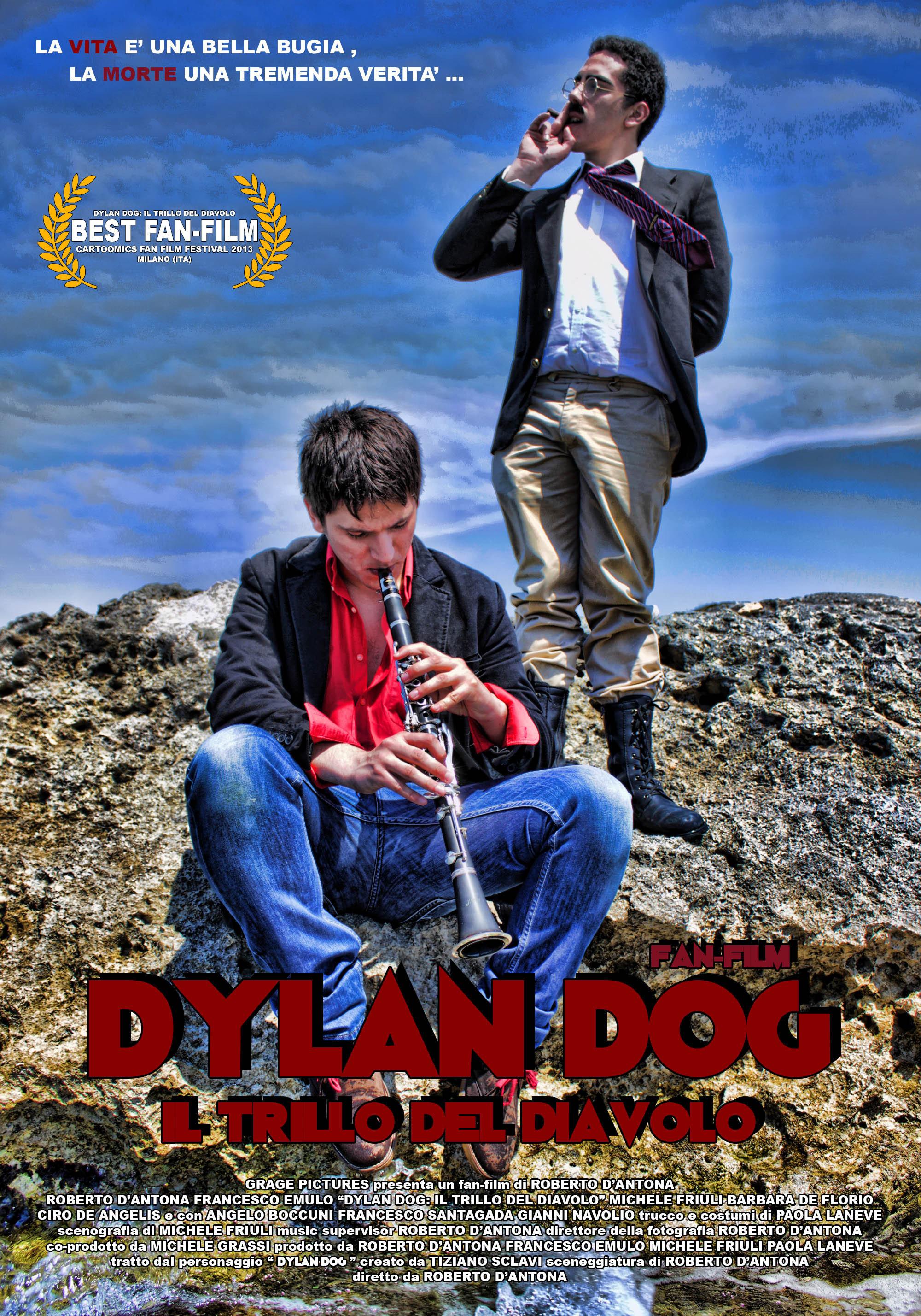 Dylan Dog: Il trillo del diavolo