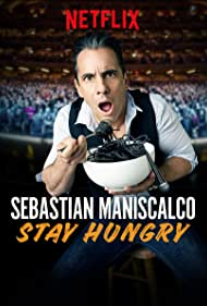 Sebastian Maniscalco in Sebastian Maniscalco: Stay Hungry (2019)