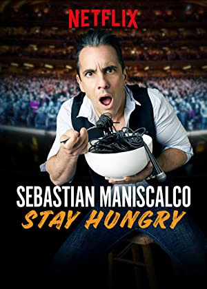 Where to stream Sebastian Maniscalco: Stay Hungry