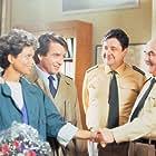 Uschi Glas, Max Grießer, Walter Sedlmayr, and Elmar Wepper in Polizeiinspektion 1 (1977)