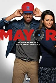 Lea Michele and Brandon Micheal Hall in The Mayor (2017)