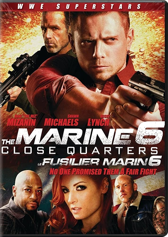 The Marine 6: Close Quarters 2018 Hindi ORG Dual Audio 400MB BluRay 720p HEVC x265 ESubs Download