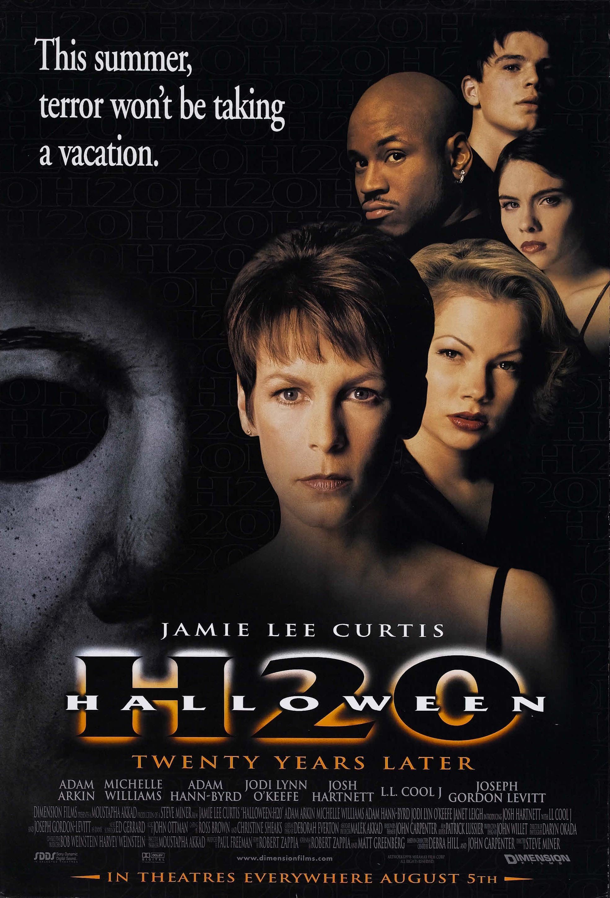 Halloween 2007 Hanna R Hall.Halloween H20 20 Years Later 1998 Imdb