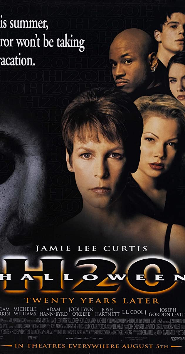 Subtitle of Halloween H20: 20 Years Later