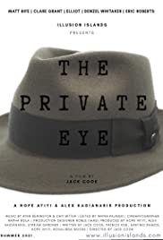 The Private Eye Poster