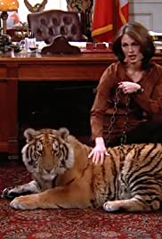 The Lady or the Tiger Poster