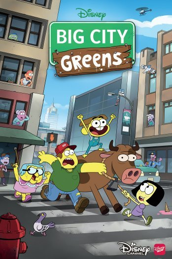 Big City Greens Season 1 COMPLETE WEBRip 720p & 1080p