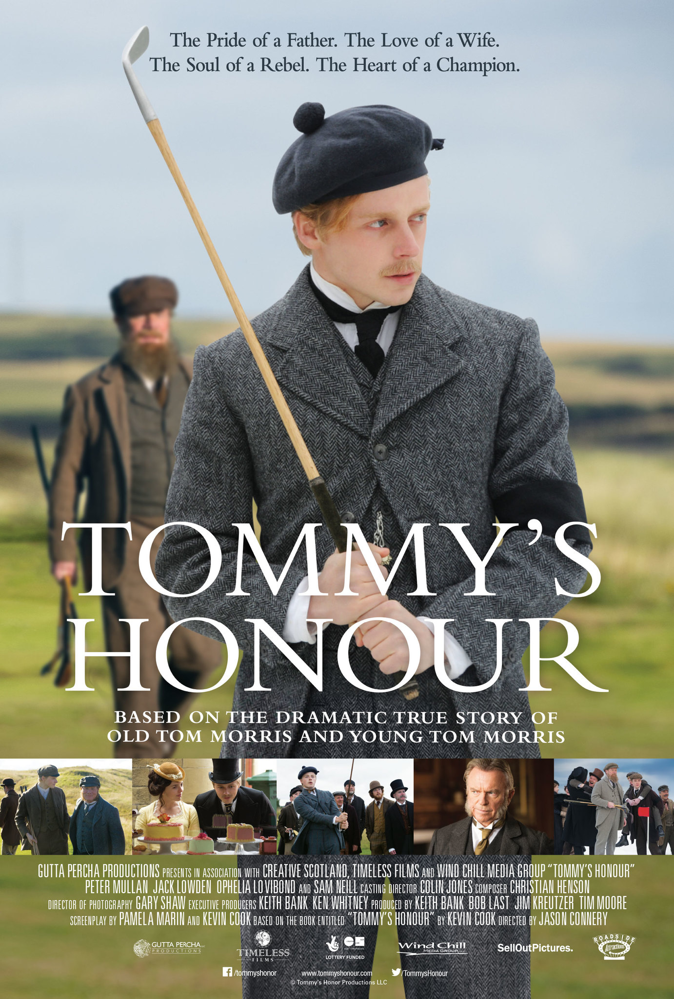 THE SOUL OF ST. ANDREWS: The Life of Old Tom Morris