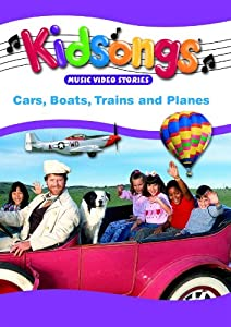 Watch full movie iphone Kidsongs: Cars, Boats, Trains and Planes [QuadHD]