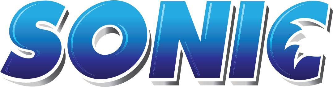 sonic the hedgehog movie logo font