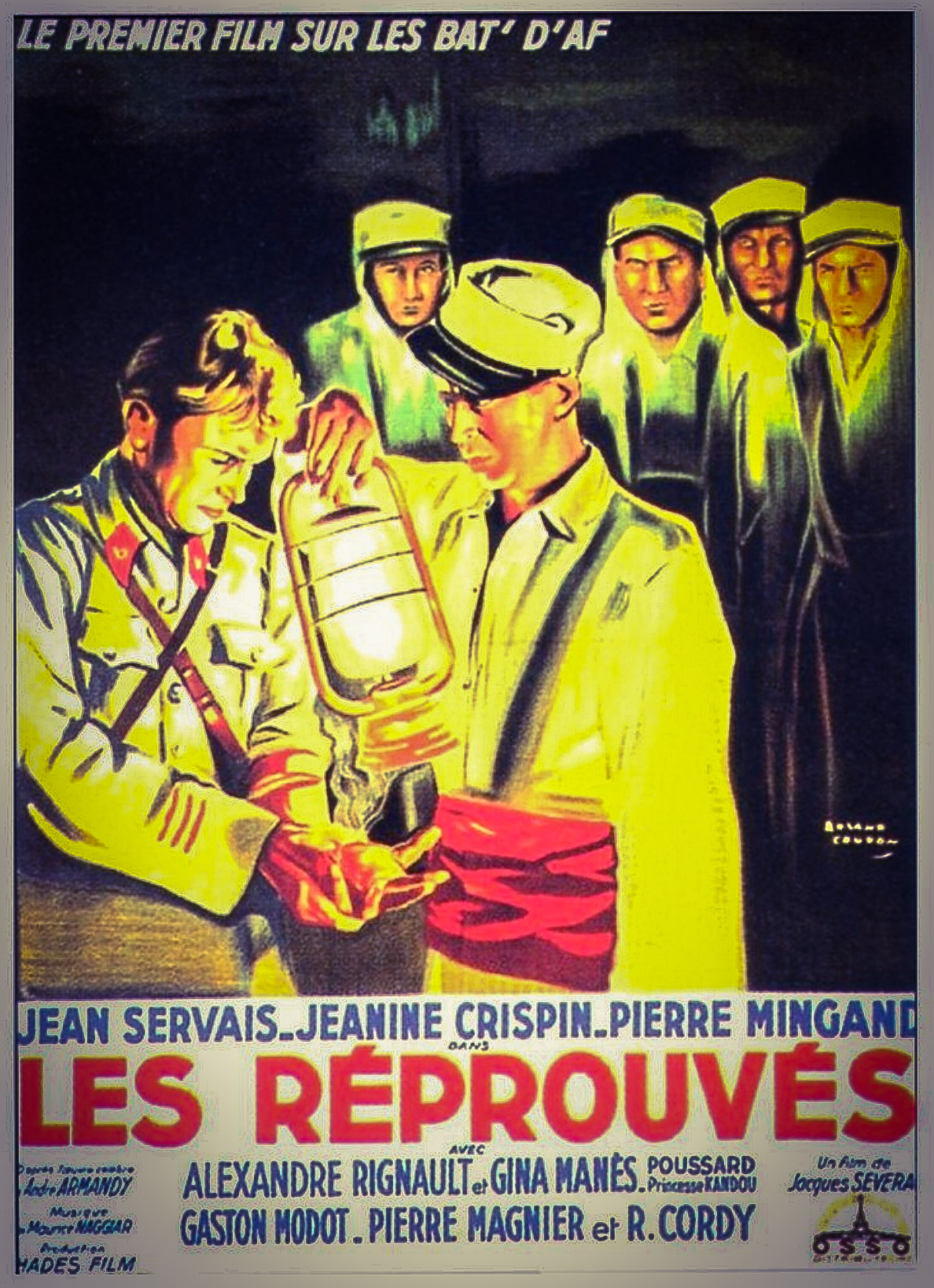 Les réprouvés (1937)