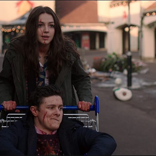 Ella Hunt and Malcolm Cumming in Anna and the Apocalypse (2017)
