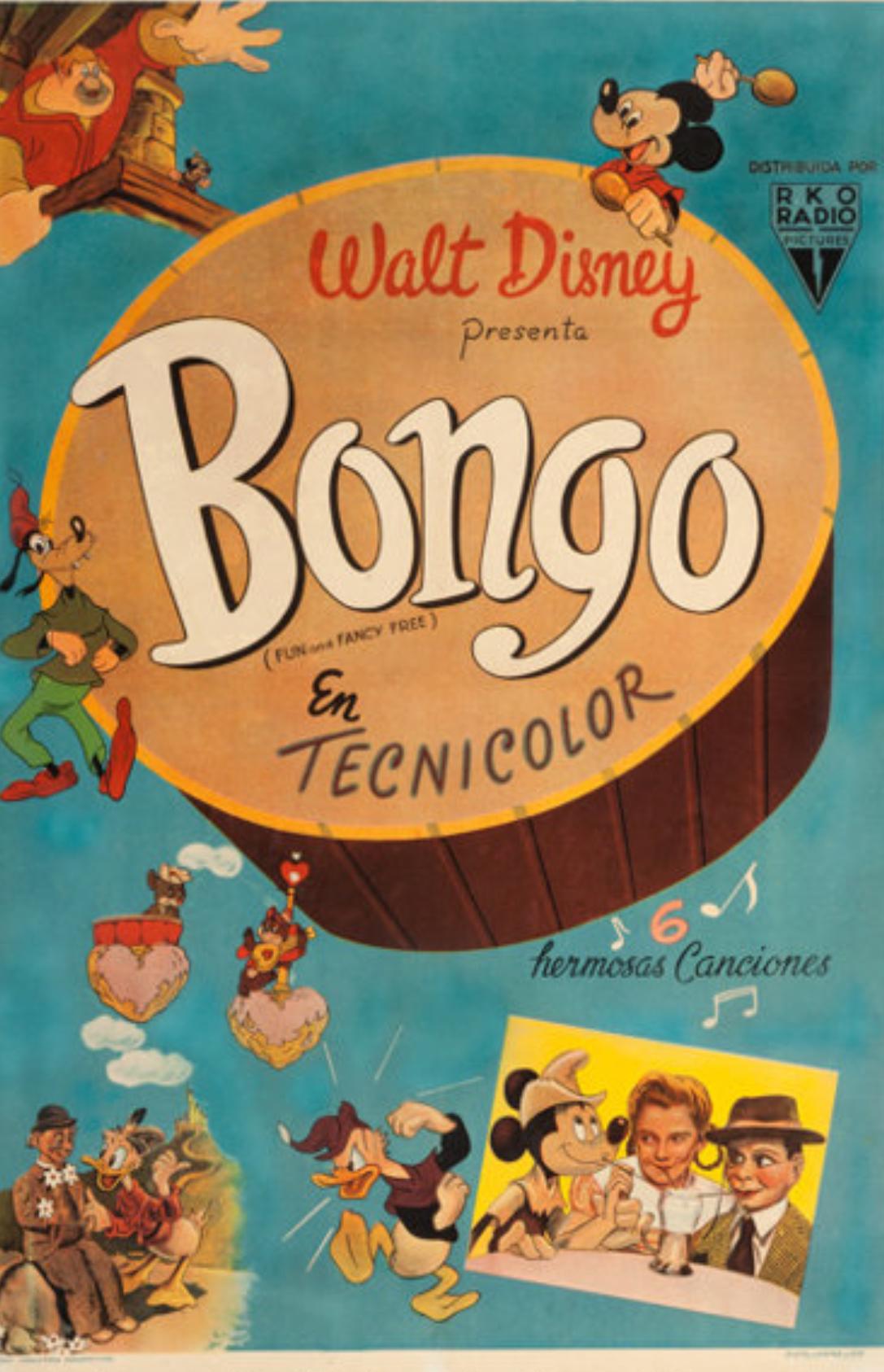 Bongo (1947) - IMDb