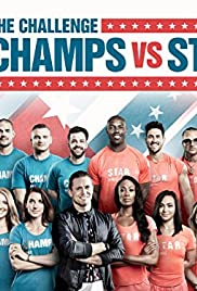The Challenge: Champs vs. Stars Poster