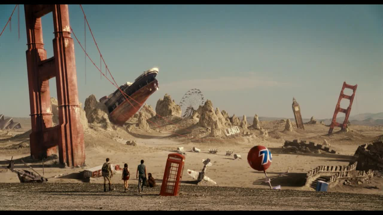 Land Of The Lost Superbowl Spot