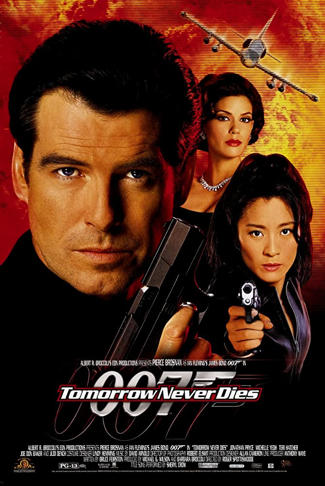 Tomorrow Never Dies (1997) Hindi Dubbed