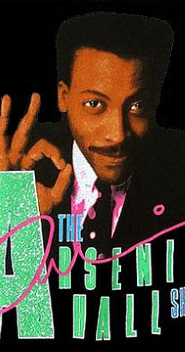 The Arsenio Hall Show Tv Series 19891994 Full Cast Crew Imdb