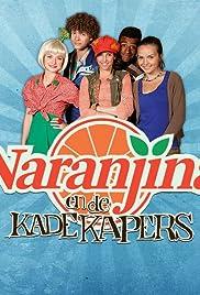 Naranjina en de kadekapers Poster