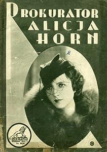 Prokurator Alicja Horn Poland