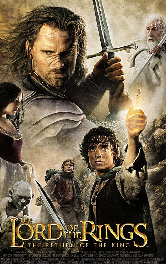 Free Download The Lord of the Rings: The Return of the King Full Movie