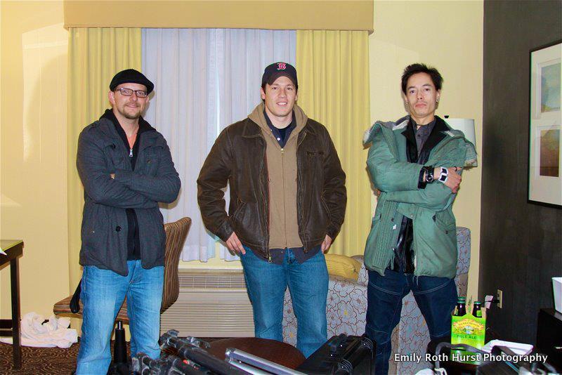Jaison H. Costley, Ryan McDonald, and Joshua Miller in Interest (2013)