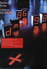 Depeche Mode: The Videos 86>98+ Poster