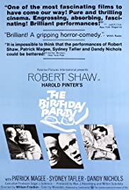 The Birthday Party (1968) 1080p