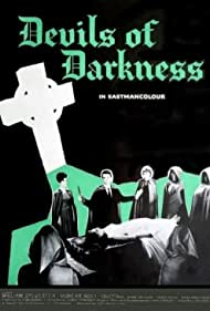 Devils of Darkness Poster - Movie Forum, Cast, Reviews
