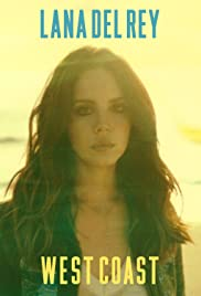 Lana Del Rey: West Coast Poster