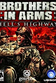 Brothers in Arms: Hell's Highway Poster