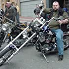 """Tiny The Biker from """"The Dead Zone"""" episode 'The Cold Hard Truth'"""
