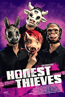 Honest Thieves (2019)