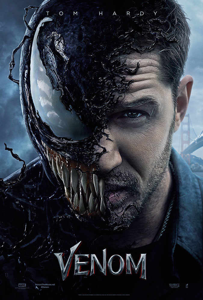 Venom (2018) Hindi Dubbed 300MB HDTSRip 480p x264