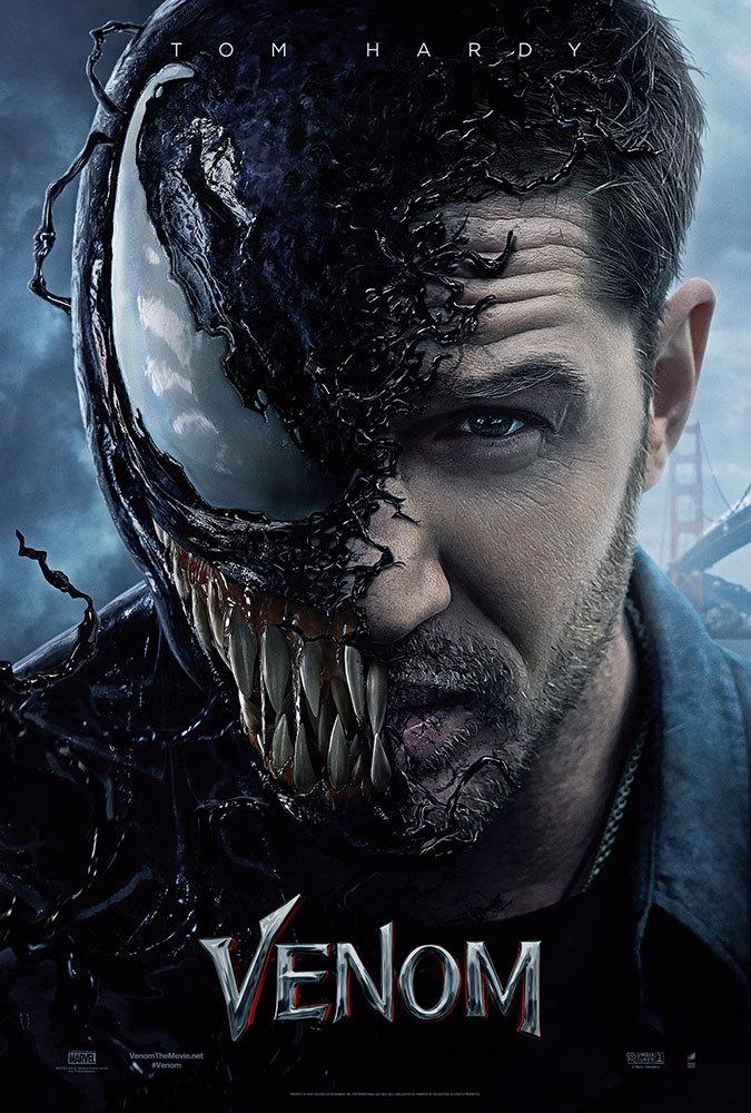 Venom (2018) BluRay 480p, 720p, 1080p & 4K-2160p