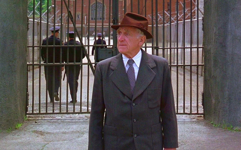 James Whitmore in The Shawshank Redemption (1994)