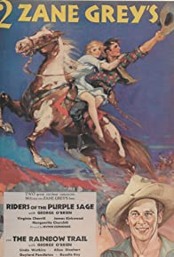 Primary photo for Riders of the Purple Sage