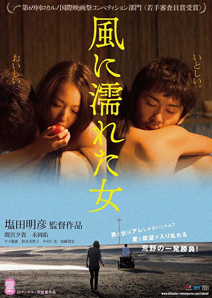 18+ Wet Woman in the Wind (2016) Japanese 250MB BluRay 480p ESubs