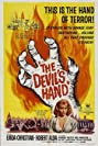 The Devil's Hand (1961) Poster