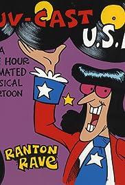 Luvcast U.S.A. Poster