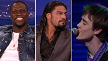 Kevin Hart/Roman Reigns/Hippo Campus