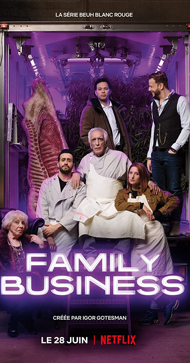 Download Family Business or watch streaming online complete episodes of  Season1 in HD 720p 1080p using torrent