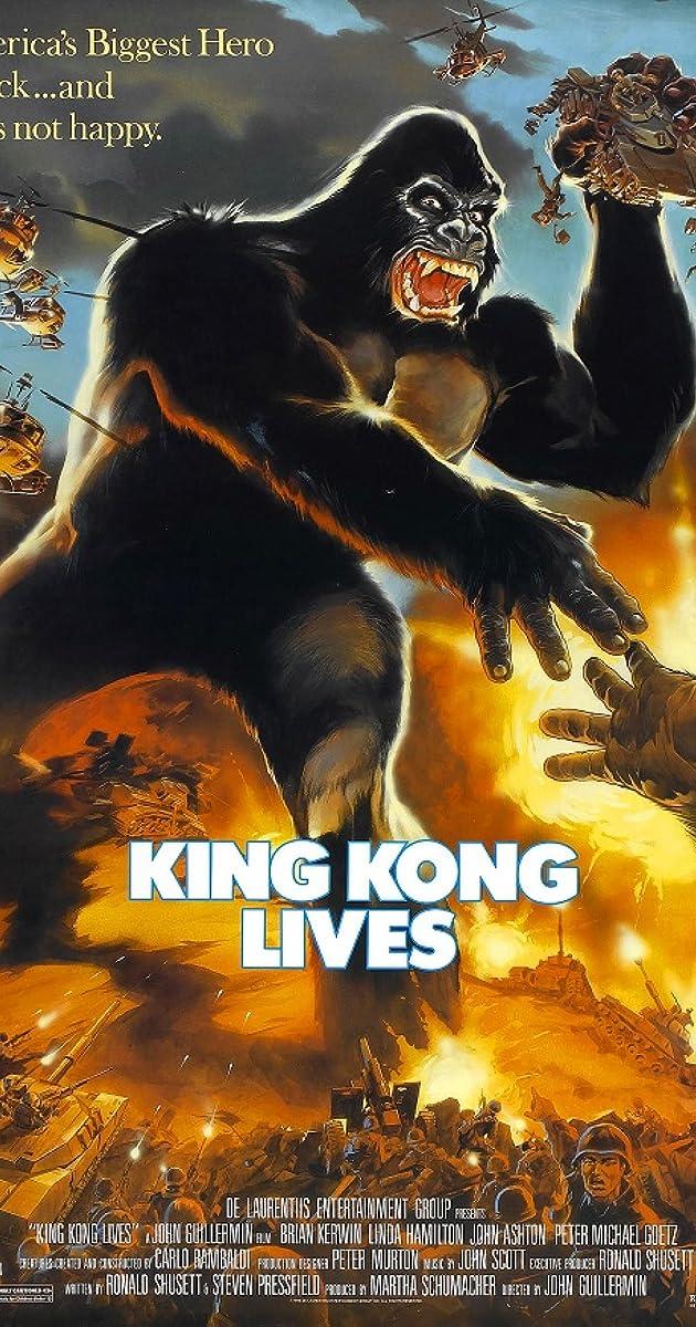 King Kong Lives 1986 Imdb