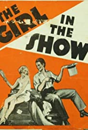 The Girl in the Show Poster